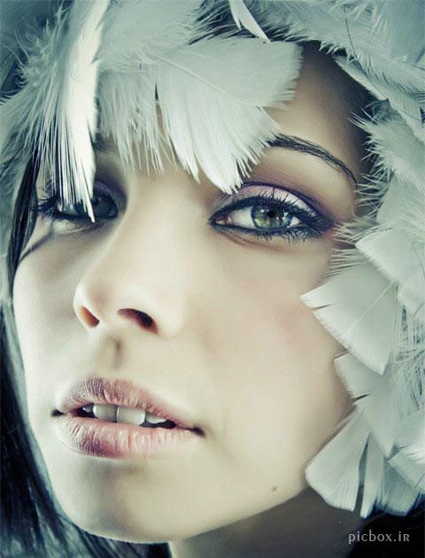 چشمان زیبا
