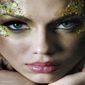 چشمان زیبا - picbox.ir