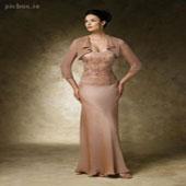 مدل لباس مجلسی پوشیده برای زنان - picbox.ir