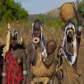 تصاویری فوق العاده جالب و دیدنی از بومیان کشور اتیوپی - picbox.ir